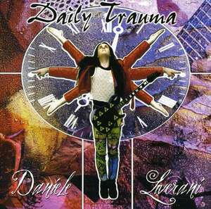 DANIELE LIVERANI - Daily Trauma cover 