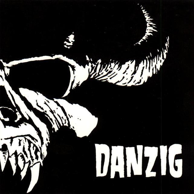 DANZIG - Danzig cover