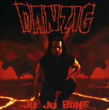 DANZIG - Ju Ju Bone cover