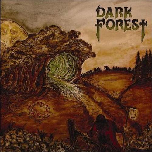 DARK FOREST - Dark Forest cover
