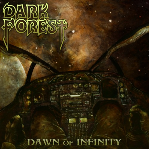DARK FOREST - Dawn of Infinity cover