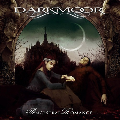 DARK MOOR - Ancestral Romance cover