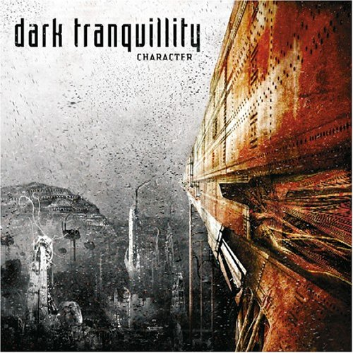DARK TRANQUILLITY - Character cover