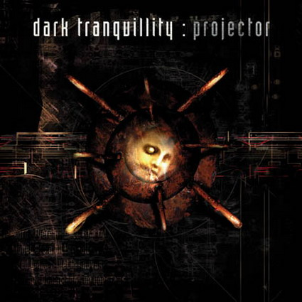 DARK TRANQUILLITY - Projector cover