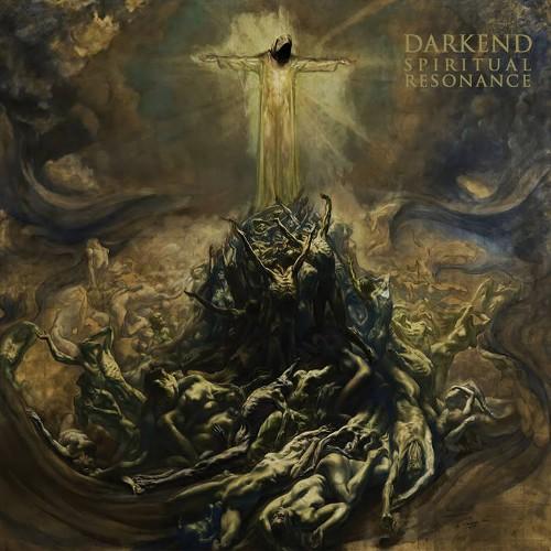 DARKEND - Spiritual Resonance cover