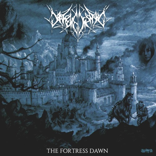 DARKENED SPAWN - The Fortress Dawn cover