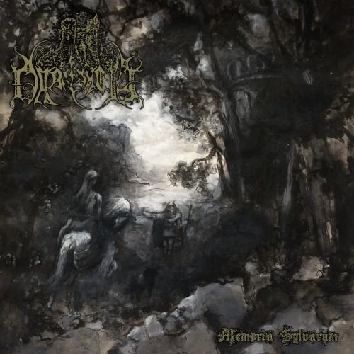 DARKENHÖLD - Memoria Sylvarum cover