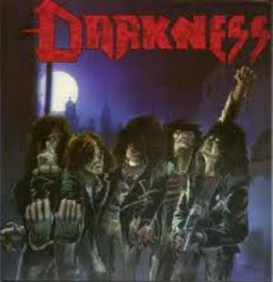 DARKNESS - Death Squad cover