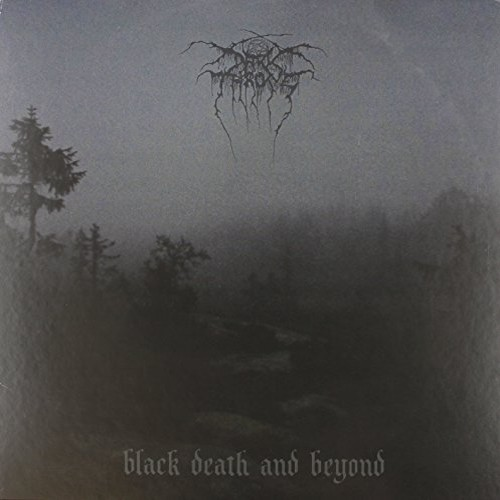 DARKTHRONE - Black Death And Beyond cover
