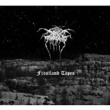 DARKTHRONE - Frostland Tapes cover