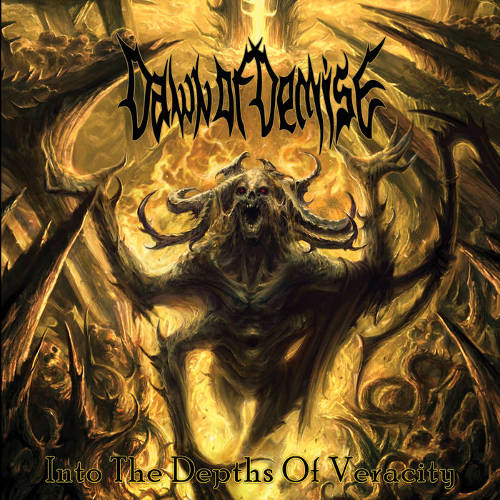 DAWN OF DEMISE - Into the Depths of Veracity cover