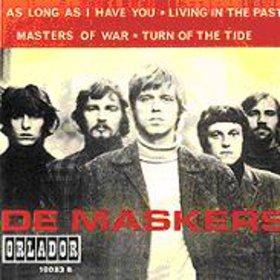DE MASKERS - Masters of War cover