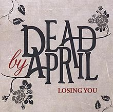 DEAD BY APRIL - Losing You cover