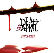 DEAD BY APRIL - Stronger cover
