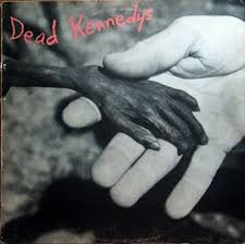 DEAD KENNEDYS - Plastic Surgery Disasters cover