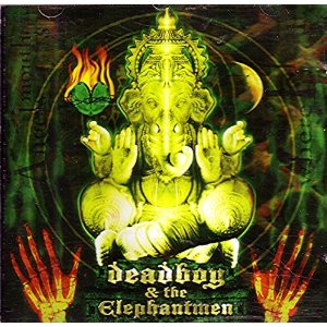 DEADBOY & THE ELEPHANTMEN - If This Is Hell, Then I'm Lucky cover