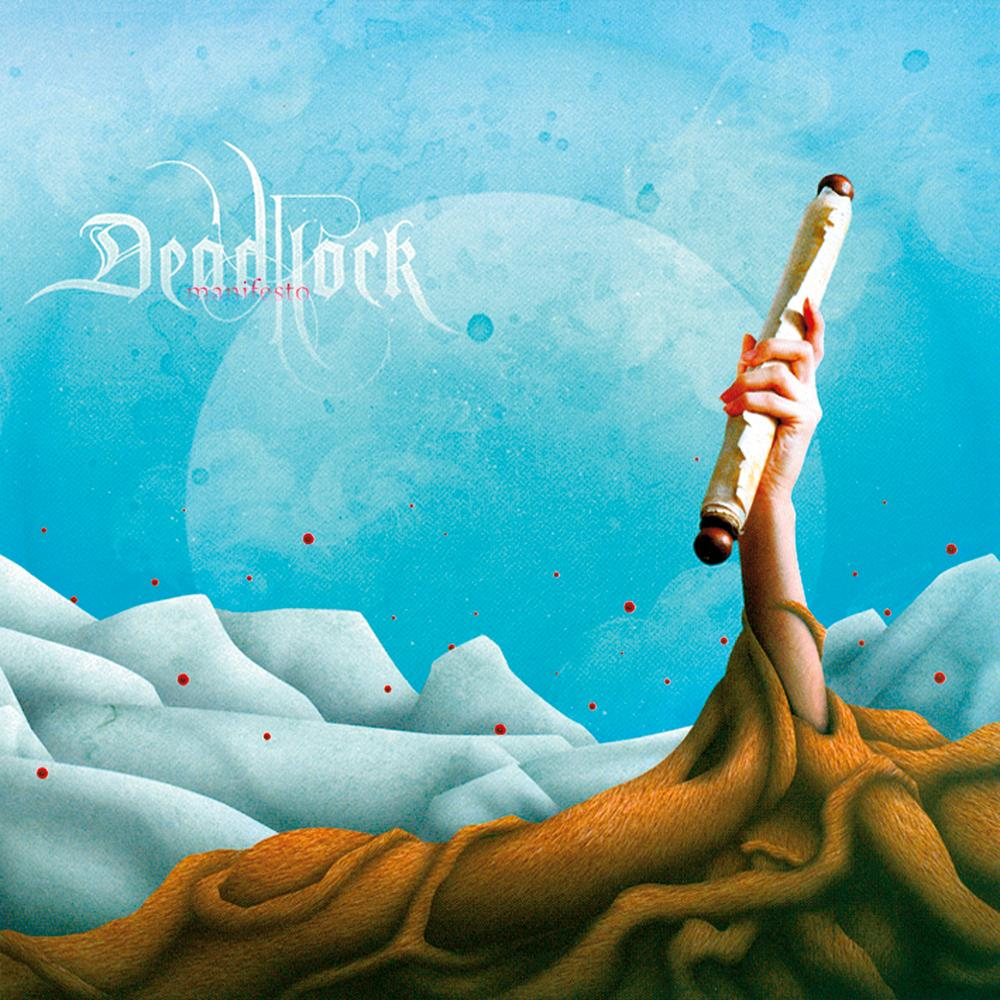 DEADLOCK - Manifesto cover