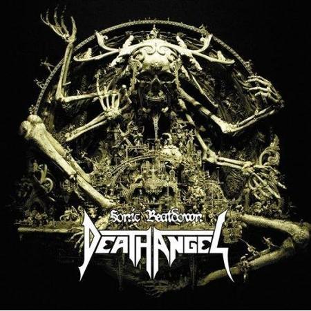 Death Angel Sonic German Beatdown DEATH ANGEL Sonic Beat...