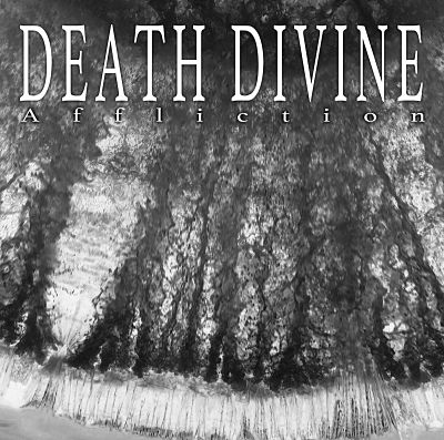 DEATH DIVINE - Affliction cover