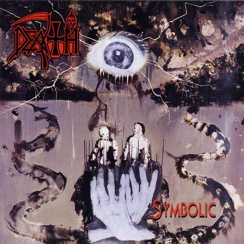 DEATH - Symbolic cover