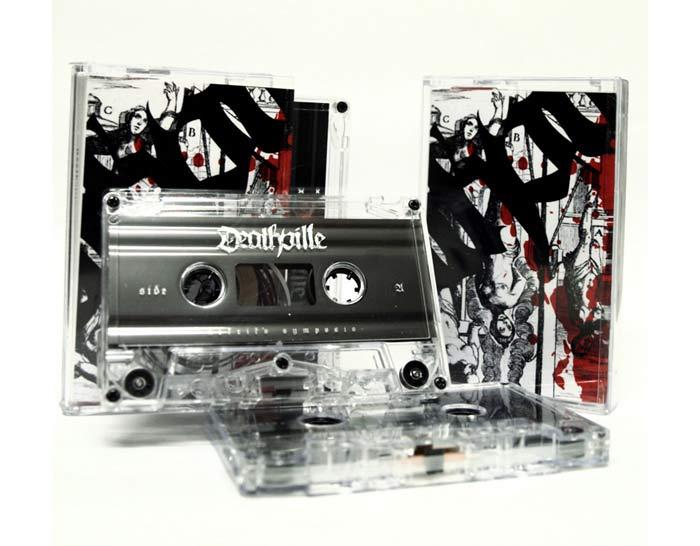 DEATHVILLE - Nekriko Symposio cover