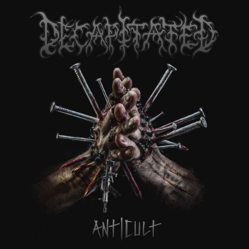DECAPITATED - Anticult cover