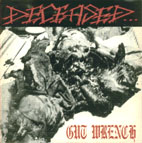 DECEASED - Gut Wrench cover