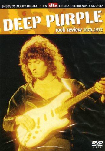 DEEP PURPLE - Deep Purple: Rock Review 1970-1972 cover