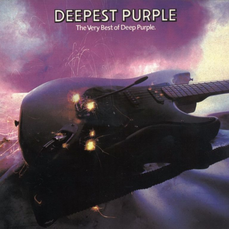 DEEP PURPLE - Deepest Purple: The Very Best Of Deep Purple cover