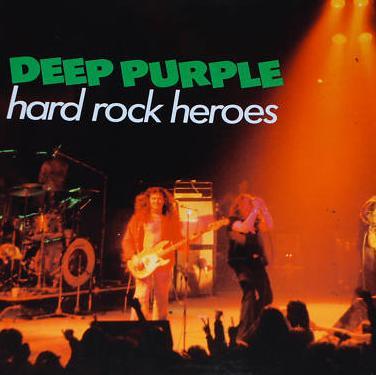 DEEP PURPLE - Hard Rock Heroes cover