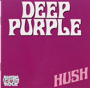 DEEP PURPLE - Hush cover