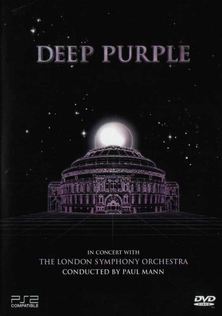 DEEP PURPLE - In Concert With The London Symphony Orchestra cover