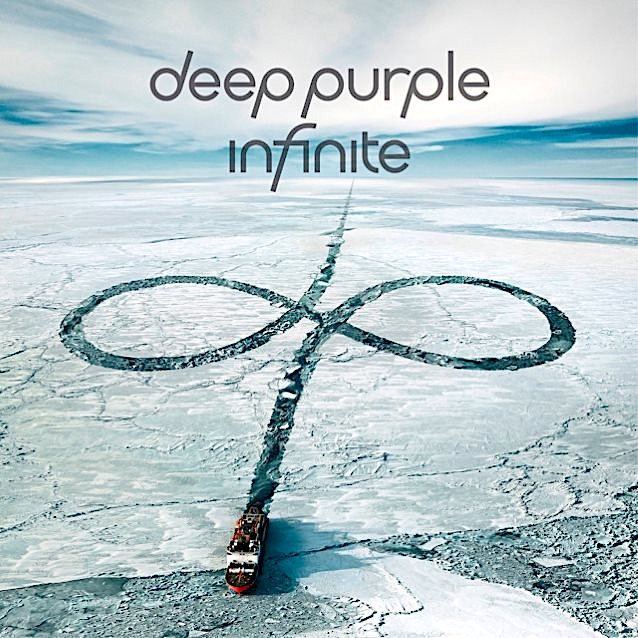DEEP PURPLE - InFinite cover