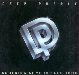 DEEP PURPLE - Knocking At Your Back Door cover