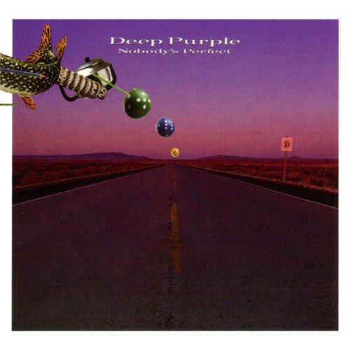 DEEP PURPLE - Nobody's Perfect cover
