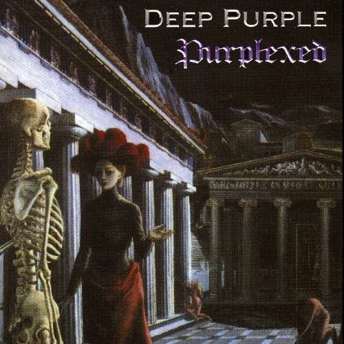 DEEP PURPLE - Purplexed cover