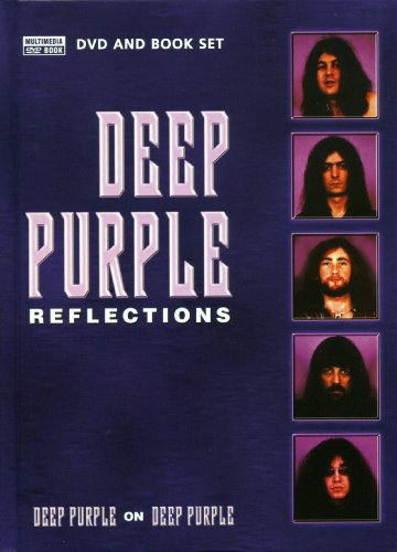 DEEP PURPLE - Reflections cover