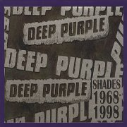 DEEP PURPLE - Shades 1968-1998 cover