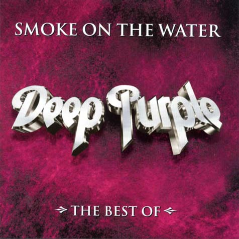 DEEP PURPLE - Smoke On The Water: The Best Of cover