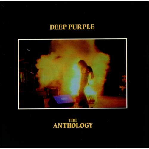DEEP PURPLE - The Anthology cover