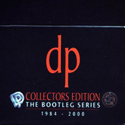 DEEP PURPLE - The Bootleg Series 1984-2000 cover