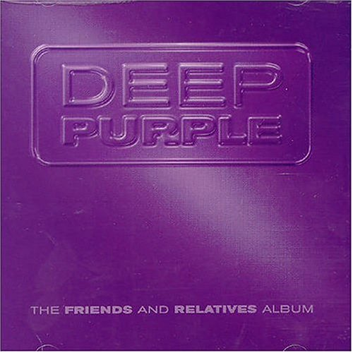 DEEP PURPLE - The Friends And Relatives Album cover
