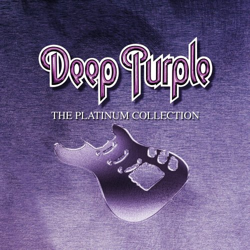 DEEP PURPLE - The Platinum Collection cover