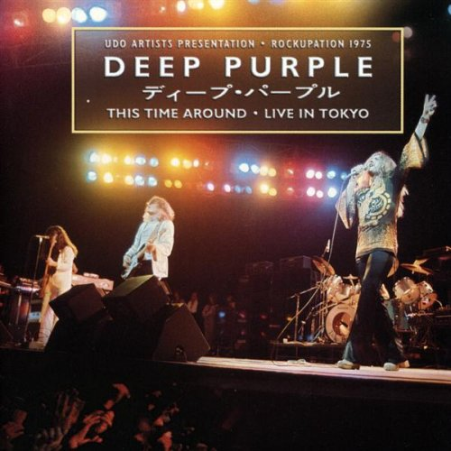 DEEP PURPLE - This Time Around: Live In Tokyo cover