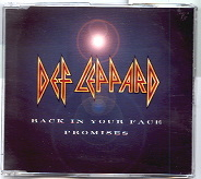 DEF LEPPARD - Back In Your Face cover