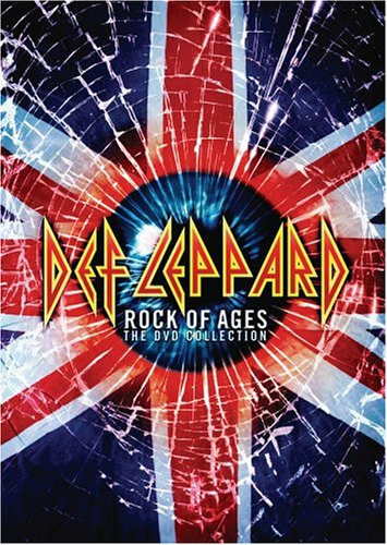 DEF LEPPARD - Rock Of Ages: The Dvd Collection cover