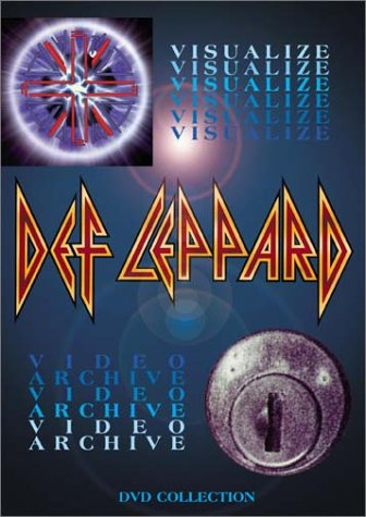 DEF LEPPARD - Visualize / Video Archive cover