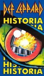 DEF LEPPARD - Historia cover