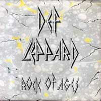 DEF LEPPARD - Rock Of Ages cover