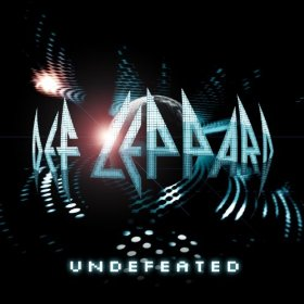 DEF LEPPARD - Undefeated cover